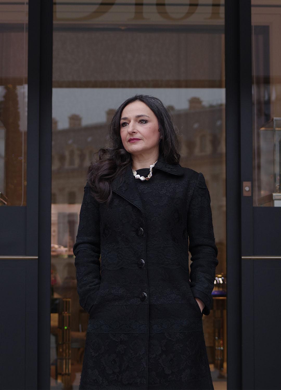 Conseillère en image vestimentaire - Elvisa JASAK - Femme élégante