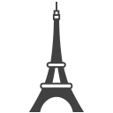 Tour Eiffel - Elvisa JASAK - Femme élégante