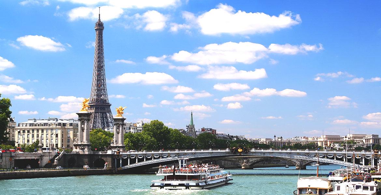 Paris - Tour d'Eiffel