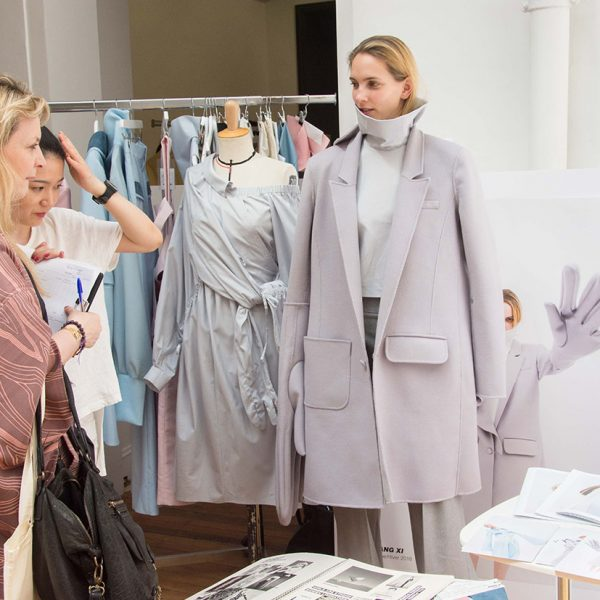 ESMOD - Promotion 2017 Paris - Showroom