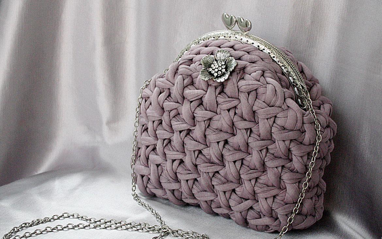 Sac au crochet - Mirjana Handmade - Elvisa JASAK - Paris