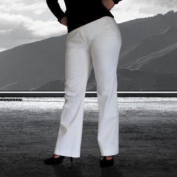 Pantalons elegants pour femme - Elegance - Elvisa JASAK - Paris