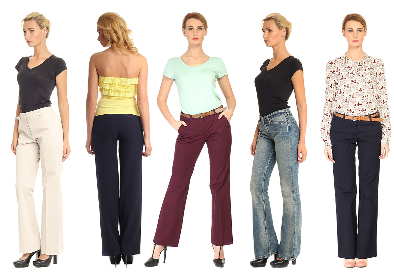 Pantalons recommandés pour les femmes élégantes - Elvisa JASAK - Paris