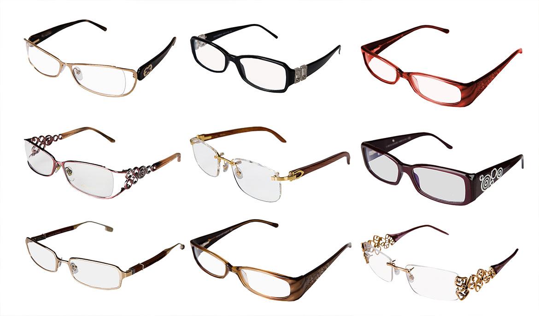 Les lunettes - Elegance - Elvisa JASAK - Paris