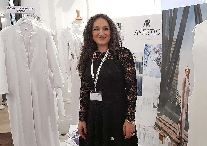 ESMOD - Promotion 2018 - Elvisa JASAK - Paris
