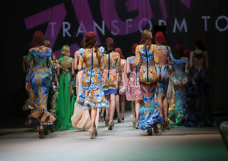 Style et mode de l'année 2010 à nos jours - Cro à porter - Zagreb - Elvisa JASAK